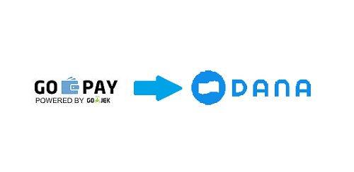 Cara Transfer GoPay ke DANA Tanpa Upgrade