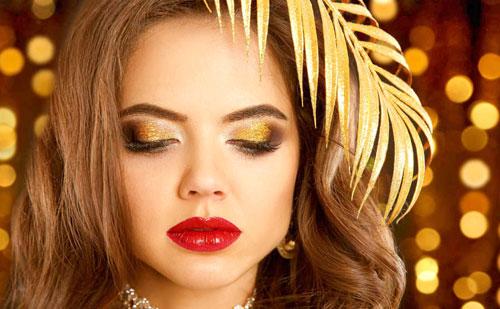 7 Trucos de maquillaje para nochevieja que te harán brillar en fin de año: