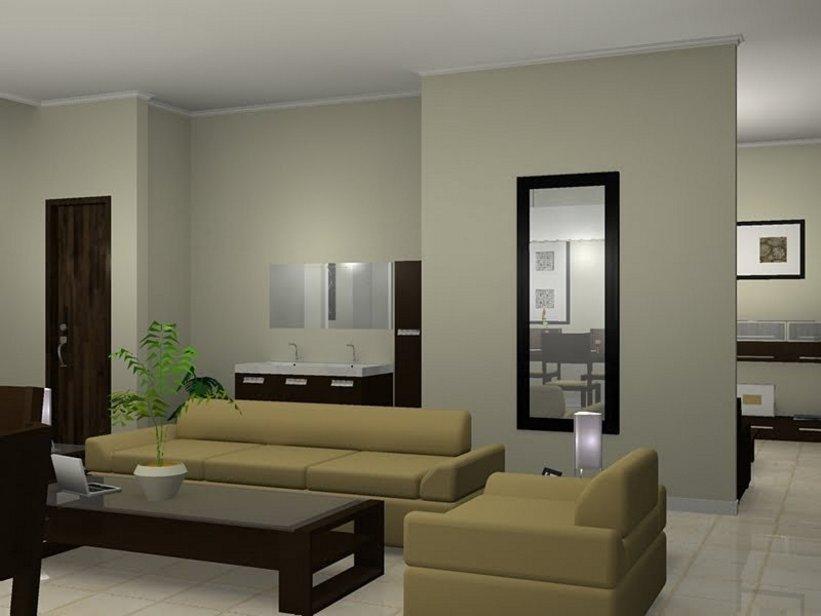 sofa ruang tamu sederhana 3