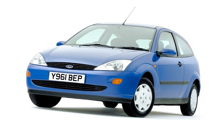 Descarga Manual de taller Ford Focus 1999