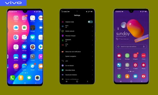 Tema Vivo Keren | Tema Samsung One UI Untuk Vivo Itz