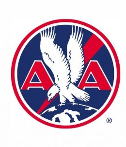 1934 american airlines logo graphic