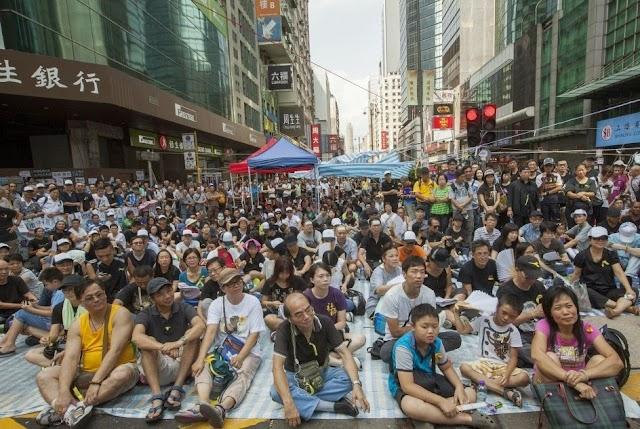 Hong Kong y la percepción de la democracia