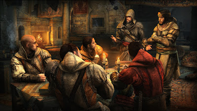 الأداء-الصوتي-في-لعبة-Assassin's-Creed-Origins
