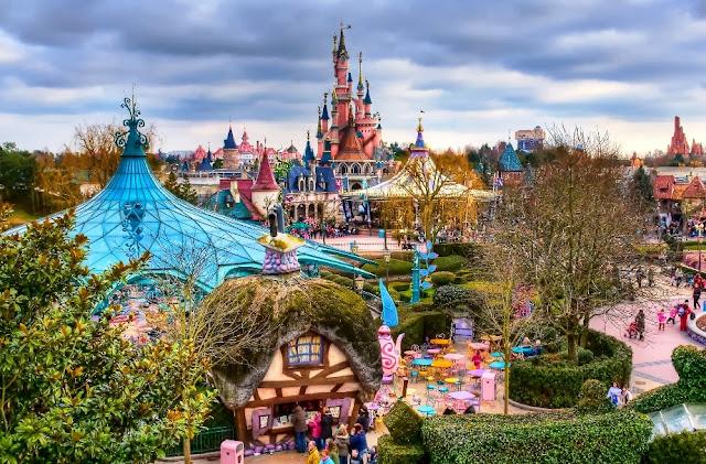 Fantasyland Disneyland Paris - França