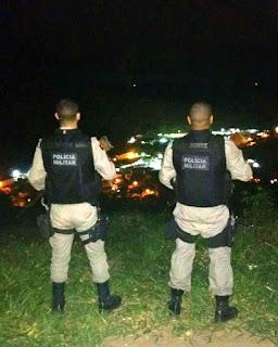 Policiais do 4º BPM prendem em Guarabira suspeito de manter companheira em cárcere privado