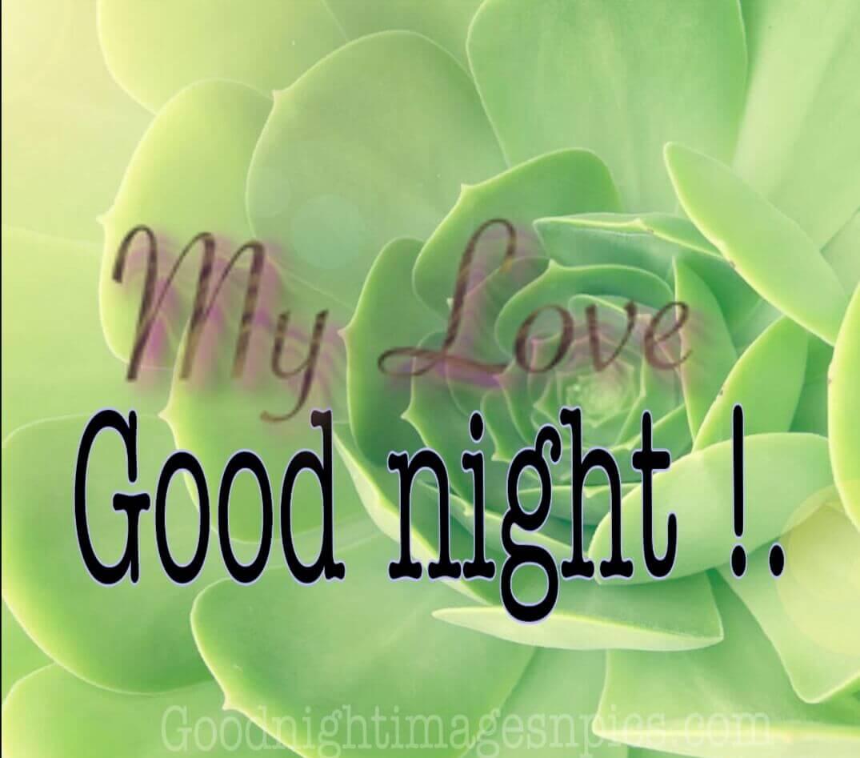 Beautiful Good Night Pics For Love