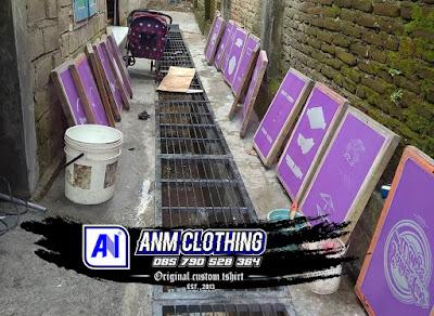 Harga Sablon Kaos Di Kediri