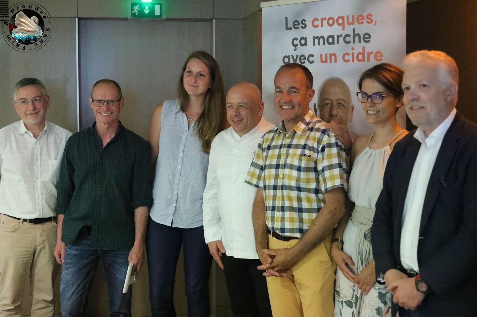 Découverte de la diversité des Cidres et de leurs accords en cuisine