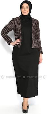 Model Baju Muslim Dewasa Big Size Terbaru