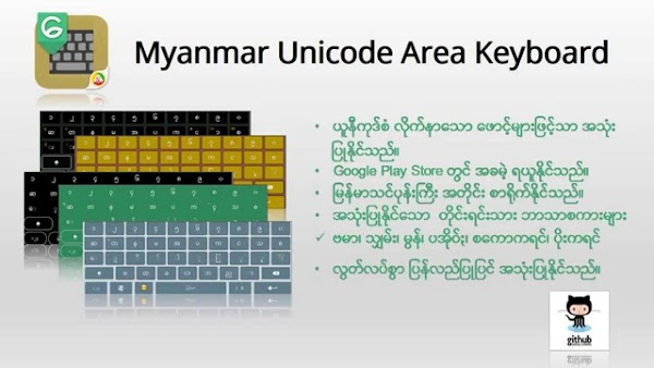 MUA Keyboard 2.3 for Android