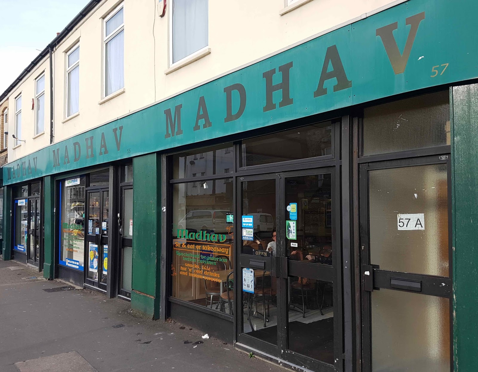 GourmetGorro: Madhav, Riverside, Cardiff Indian cafe review