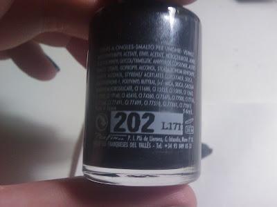 esmalte nagelin 22