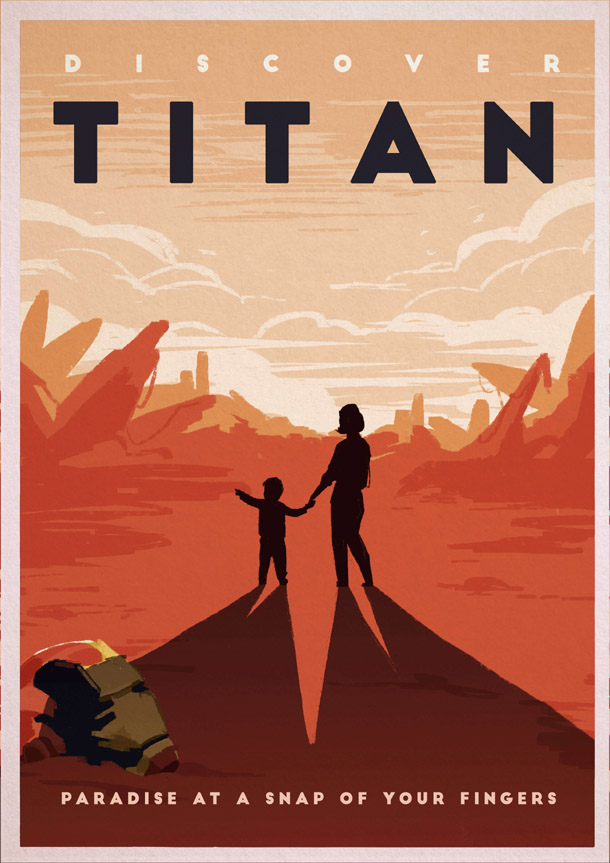 AVENGERS | Titan