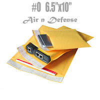 Kraft Bubble Mailers Padded Envelopes Shipping Bags AirnDefense