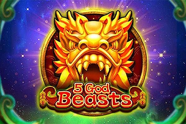 Main Gratis Slot 5 God Beasts (CQ9 Gaming)