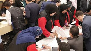 البنوك تبيع في اليوم الاول اكثر من 10 الاف استمارة شهادة أمان المصريين