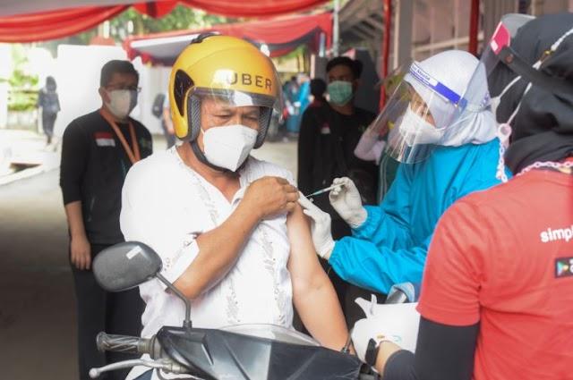 Pemerintah Tetap Lakukan Vaksinasi Covid-19 Selama Ramadan