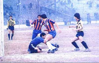 istanbulspor-silivrispor 3. lig 1985