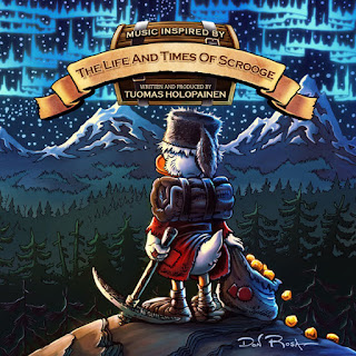 Tuomas Holopainen Scrooge Disney Don Rosa