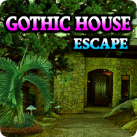 AvmGames Gothic House Escape