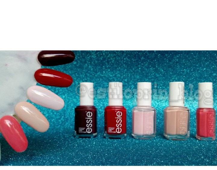 Review: Esmalte de uñas de Essie + Ingredientes | Estilo de una Princesa