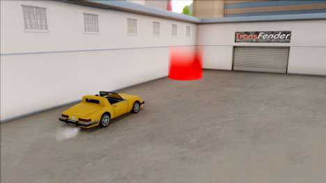 GTA San Andreas Special Vehicle Upgrade Shop Mod For Pc