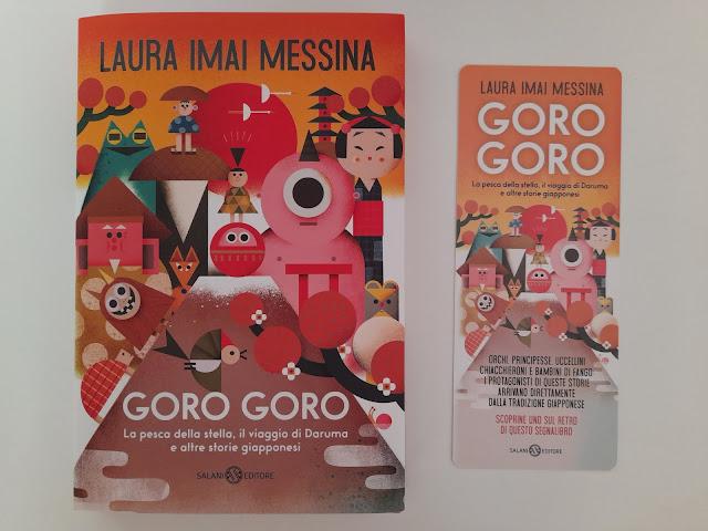 Goro goro: la pesca della stella, il viaggio di Daruma e altre storie giapponesi di Laura Imai Messina