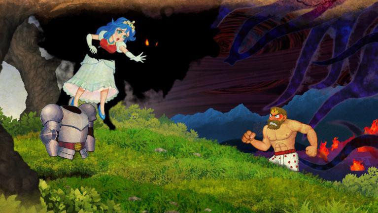 Descargar Ghosts 'n Goblins Resurrection PC Full Español