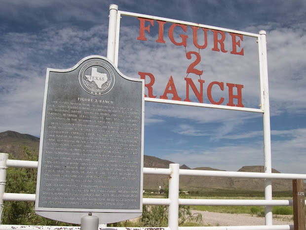 Texas Mountain Trail Daily Historic Markers