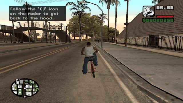 تحميل لعبه جاتا سان أندرياس GTA San Andreas