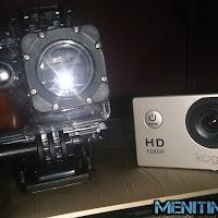 Kelebihan dan Kekurangan Action Cam Kogan 12/16MP 1080p