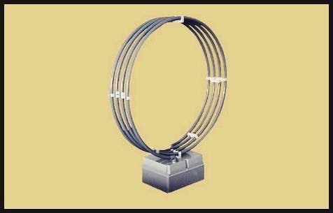 ماهو الهوائي الحلقي Loop Antenna