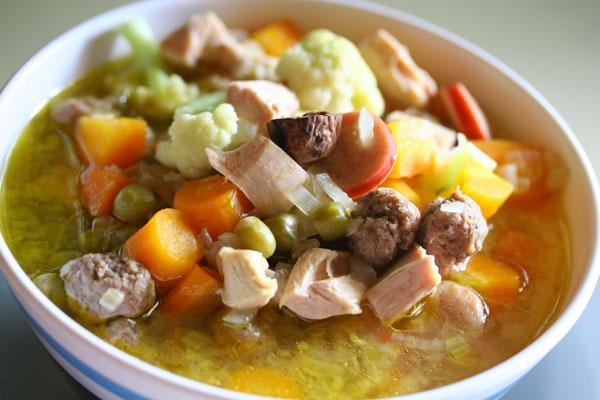 resep  membuat  ayam mudah enak  sehat kamu klik Resepi Sup Ayam Tradisional Enak dan Mudah