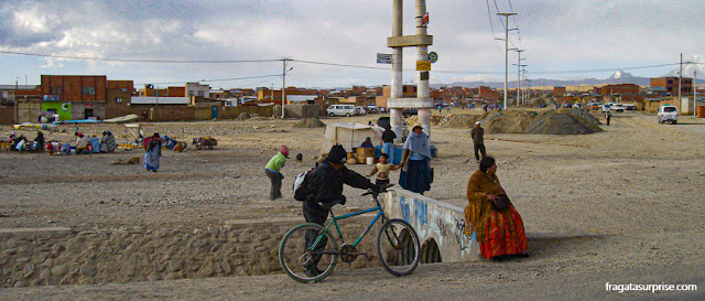 El Alto, Bolívia