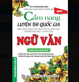 Cẩm Nang Luyện Thi Quốc Gia Ngữ Văn (Phiên Bản Mới Nhất) ebook PDF-EPUB-AWZ3-PRC-MOBI