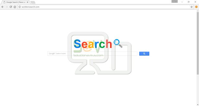 WorldonSearch.com (Hijacker)