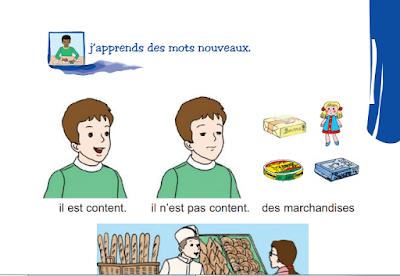 كتاب مميز لتعلم اللغة الفرنسية بالصور للمبتدئين