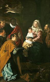 Velázquez - Adoración de los Reyes Magos, 1619 - Museo del Prado