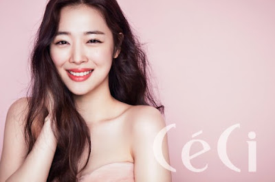 Sulli CeCi April 2016