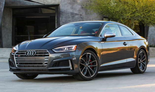 2018 Audi S5 Review Instrumented Test