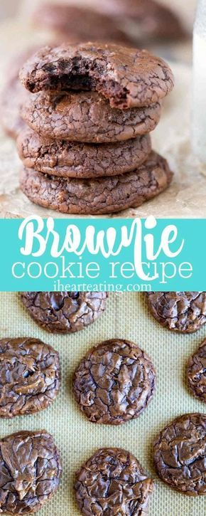 Browníe Cookíe Recípe