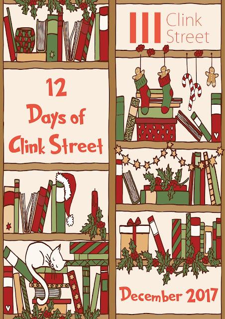 12-days-of-clink-street, blog-tour, christmas, book