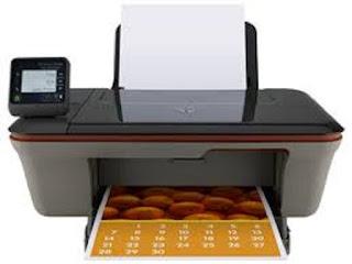 Picture HP Deskjet 3054A J611j Printer