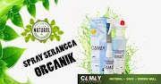 Review Spray Serangga Organik Camay
