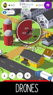 لعبة Egg Inc مهكرة مدفوعة, تحميل apk Egg Inc, لعبة Egg Inc مهكرة جاهزة للاندرويد, Egg Inc apk mod