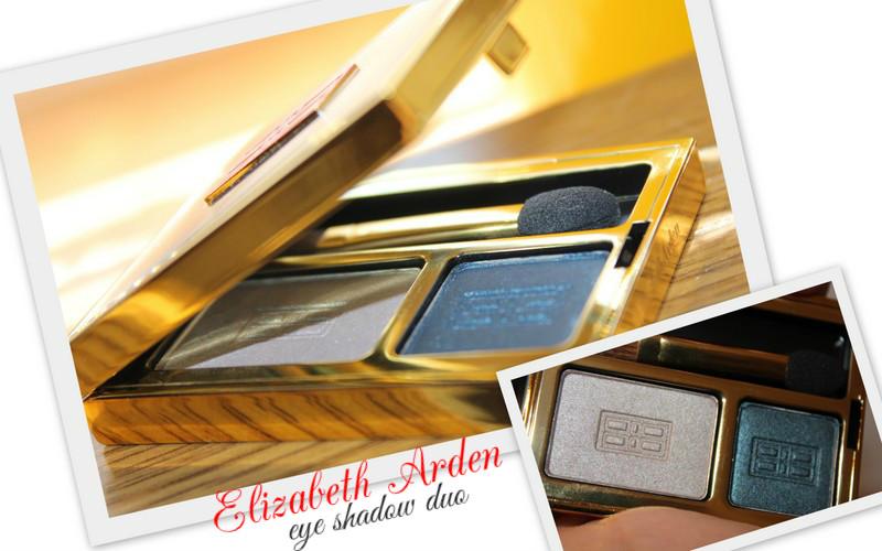 Отзыв: Тени для век двойные - Elizabeth Arden Beautiful Color Eye Shadow Duo (06 - Misty Teal).