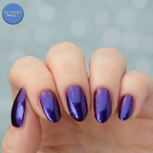 swatch Emily de Molly Royal Dye