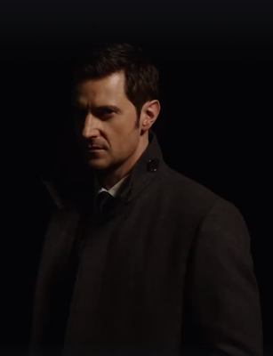 Richard Armitage as Daniel Miller