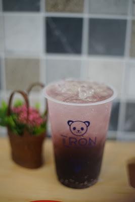 Fruty soda boba lychee  Tron Cyber, Cafe dan Eatery
